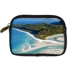 Whitehaven Beach 1 Digital Camera Cases by trendistuff