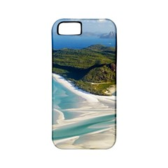 Whitehaven Beach 1 Apple Iphone 5 Classic Hardshell Case (pc+silicone) by trendistuff
