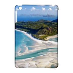 Whitehaven Beach 1 Apple Ipad Mini Hardshell Case (compatible With Smart Cover) by trendistuff