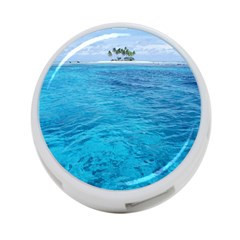 Ocean Island 4 Port Usb Hub (one Side) by trendistuff