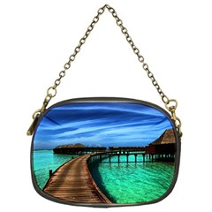 Maldives 2 Chain Purses (one Side)  by trendistuff