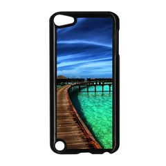 Maldives 2 Apple Ipod Touch 5 Case (black) by trendistuff