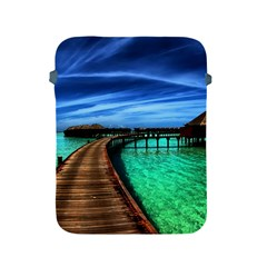 Maldives 2 Apple Ipad 2/3/4 Protective Soft Cases by trendistuff