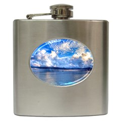 Maldives 1 Hip Flask (6 Oz)