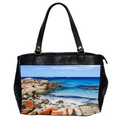 Bay Of Fires Office Handbags (2 Sides)  by trendistuff