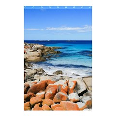 Bay Of Fires Shower Curtain 48  X 72  (small)  by trendistuff