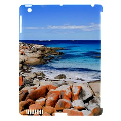 Bay Of Fires Apple Ipad 3/4 Hardshell Case (compatible With Smart Cover) by trendistuff
