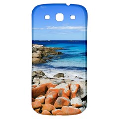 Bay Of Fires Samsung Galaxy S3 S Iii Classic Hardshell Back Case by trendistuff