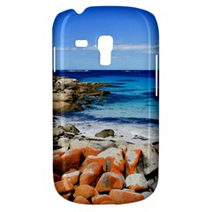 Bay Of Fires Samsung Galaxy S3 Mini I8190 Hardshell Case by trendistuff