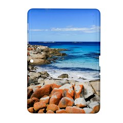 Bay Of Fires Samsung Galaxy Tab 2 (10 1 ) P5100 Hardshell Case  by trendistuff