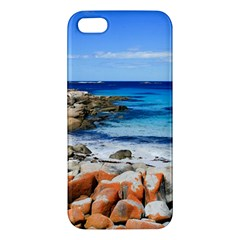 Bay Of Fires Iphone 5s Premium Hardshell Case by trendistuff