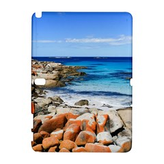 Bay Of Fires Samsung Galaxy Note 10 1 (p600) Hardshell Case by trendistuff