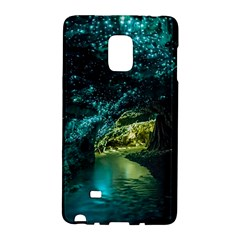 Waitomo Glowworm Galaxy Note Edge by trendistuff