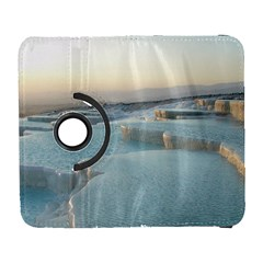 Travertine Pools Samsung Galaxy S  Iii Flip 360 Case by trendistuff