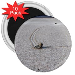 Sailing Stones 3  Magnets (10 Pack)  by trendistuff