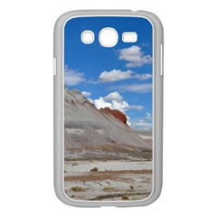 Petrified Forrest Tepees Samsung Galaxy Grand Duos I9082 Case (white) by trendistuff