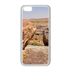 Petrified Desert Apple Iphone 5c Seamless Case (white) by trendistuff