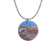 Painted Desert Button Necklaces by trendistuff