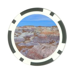 Painted Desert Poker Chip Card Guards by trendistuff