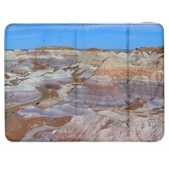 Painted Desert Samsung Galaxy Tab 7  P1000 Flip Case by trendistuff