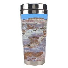 Painted Desert Stainless Steel Travel Tumblers by trendistuff