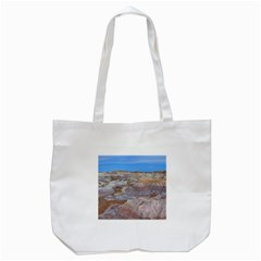 Painted Desert Tote Bag (white)  by trendistuff