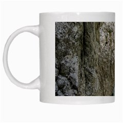 Limestone Formations White Mugs by trendistuff
