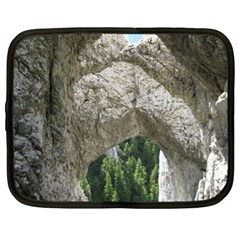 Limestone Formations Netbook Case (xl)  by trendistuff