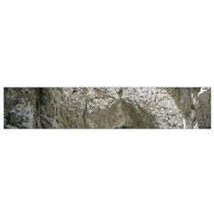 Limestone Formations Flano Scarf (small)  by trendistuff