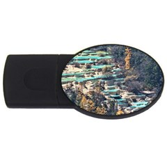 Huanglong Pools Usb Flash Drive Oval (2 Gb)