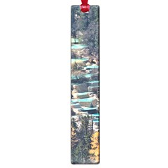 Huanglong Pools Large Book Marks by trendistuff