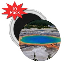 Grand Prismatic 2 25  Magnets (10 Pack)  by trendistuff