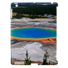 Grand Prismatic Apple Ipad 3/4 Hardshell Case (compatible With Smart Cover) by trendistuff