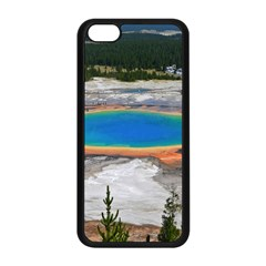 Grand Prismatic Apple Iphone 5c Seamless Case (black) by trendistuff