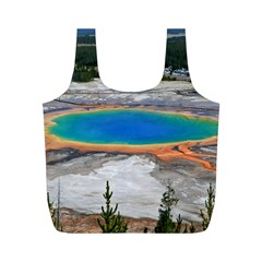 Grand Prismatic Full Print Recycle Bags (m)  by trendistuff