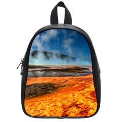 Fire River School Bags (small)  by trendistuff