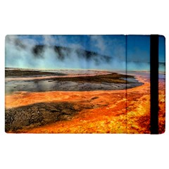 Fire River Apple Ipad 3/4 Flip Case by trendistuff