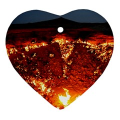 Door To Hell Ornament (heart)