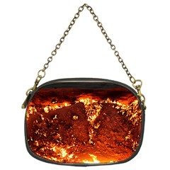 Door To Hell Chain Purses (two Sides)  by trendistuff