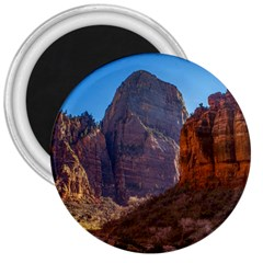 Zion National Park 3  Magnets by trendistuff