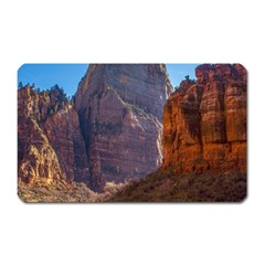 Zion National Park Magnet (rectangular) by trendistuff