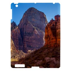 Zion National Park Apple Ipad 3/4 Hardshell Case by trendistuff