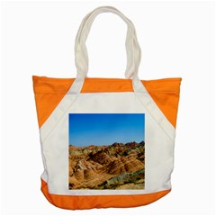 Zhangye Danxia Accent Tote Bag  by trendistuff