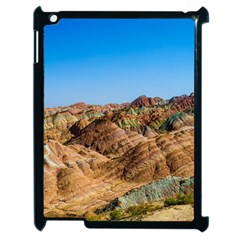 Zhangye Danxia Apple Ipad 2 Case (black) by trendistuff