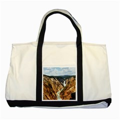 Yellowstone Gc Two Tone Tote Bag  by trendistuff