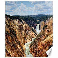 Yellowstone Gc Canvas 20  X 24   by trendistuff