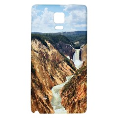 Yellowstone Gc Galaxy Note 4 Back Case by trendistuff