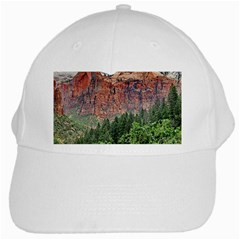 Upper Emerald Trail White Cap by trendistuff