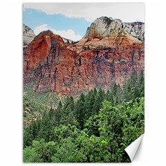 Upper Emerald Trail Canvas 36  X 48   by trendistuff