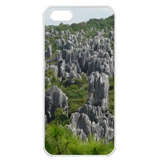 Stone Forest 1 Apple Iphone 5 Seamless Case (white) by trendistuff